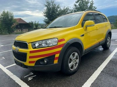 gebraucht Chevrolet Captiva 2.2 VCDi Louis Edition 4WD Automatic