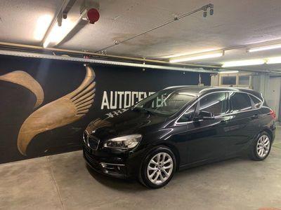 gebraucht BMW 218 Active Tourer d Luxury Line Steptronic