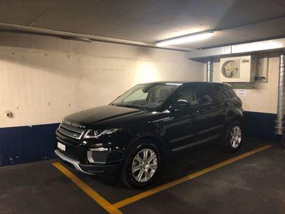 gebraucht Land Rover Range Rover evoque SE