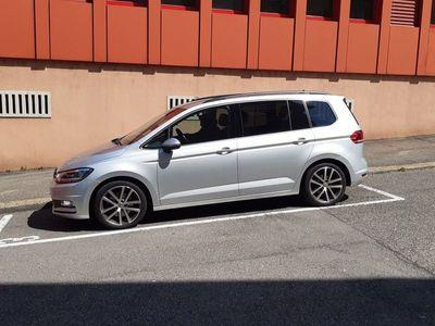 gebraucht VW Touran DSG 150 PS Diesel Comfortline