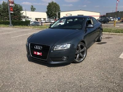 gebraucht Audi A5 Coupé 3.0 TDI quattro