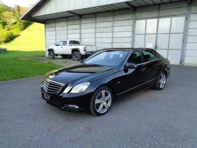 gebraucht Mercedes E200 CGI BlueEfficiency Avantgarde Automatic