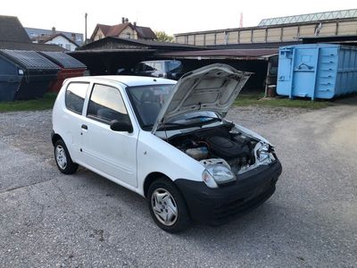 gebraucht Fiat Seicento 1.1 40KW Euro4 JG.2005 124.000 KM