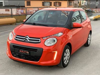 gebraucht Citroën C1 1.0 e-VTi Stop&Start, 69 PS mit 87?000km
