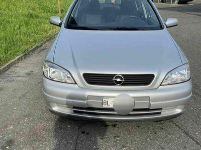 gebraucht Opel Astra 1.6i nur 75000 km