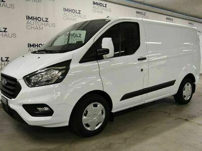 gebraucht Ford 300 Transit Custom VanL1 2.0 130 Trend