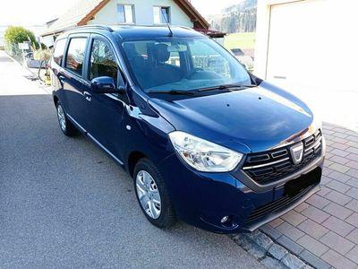 gebraucht Dacia Lodgy 1.2 TCe 115 Lauréate S/S 5P