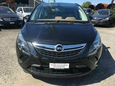 gebraucht Opel Zafira Tourer 1.6 CDTi Cosmo