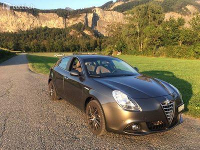 gebraucht Alfa Romeo Giulietta 1.4 frisch ab MFK