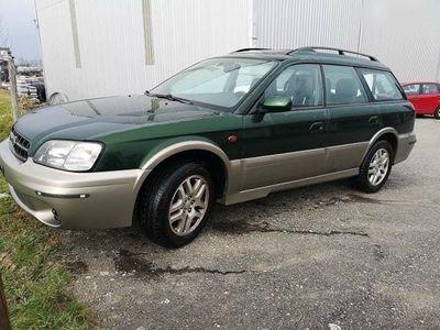 gebraucht Subaru Legacy Legacy Outback2.5