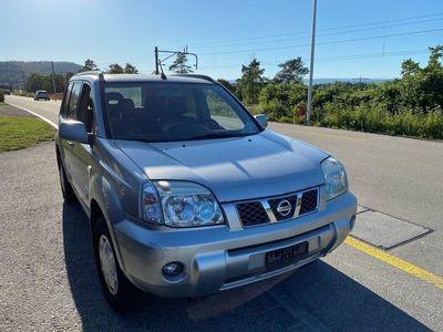 gebraucht Nissan X-Trail 2.2 DCI LE 4WD