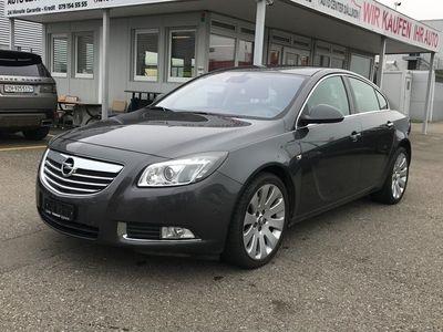gebraucht Opel Insignia 2.0 Turbo Sport