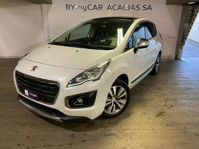 gebraucht Peugeot 3008 3008 1.6 16V T Allure1.6 16V T Allure