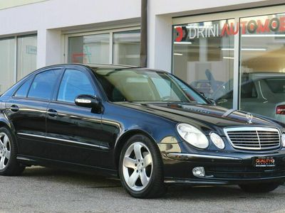 gebraucht Mercedes E270 E-KlasseCDI Avantgarde