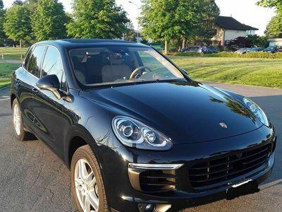 gebraucht Porsche Cayenne Diesel Facelifting
