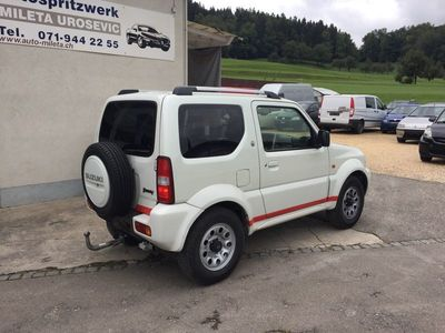 gebraucht Suzuki Jimny 1.3 16V GL Top Indigo