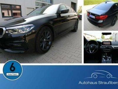 gebraucht BMW 520 d xDrive Lim. Sport Line NP: 79.000€ DAB ACC