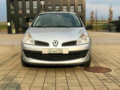 gebraucht Renault Clio III Clio III 1.2tce1.2tce