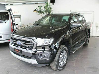 gebraucht Ford Ranger DKab.Pick-up 2.0 EcoBlu Wildtrak