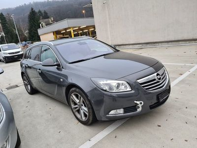 gebraucht Opel Insignia ST 2.0 Turbo Cosmo 4WD Aut.