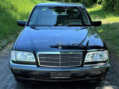 gebraucht Mercedes C240 C-KlasseElégance