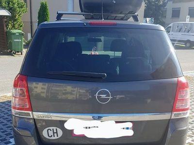 gebraucht Opel Zafira B 18 R