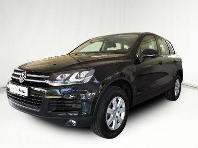 gebraucht VW Touareg 3.0TDI 4MOTION DSG XENON LEDER SHZG 2xPD