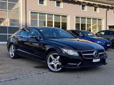 gebraucht Mercedes CLS350 CDI 4Matic 7G-Tronic AMG Line *CH-Fahrzeug*