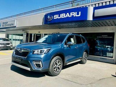 gebraucht Subaru Forester 2.0i e-Boxer Swiss Plus