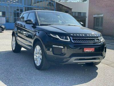 gebraucht Land Rover Range Rover evoque 2.0 Si4 Advantage