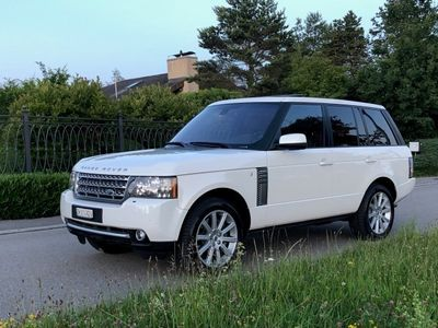 gebraucht Land Rover Range Rover 5.0 V8 SC Automatic