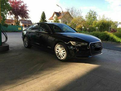 gebraucht Audi A6 A6 Servicegepflegter treuerInv. 11.2011 mit 179'900 km
