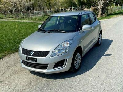 gebraucht Suzuki Swift 1.2i 16V GL Top Piz Sulai 4x4