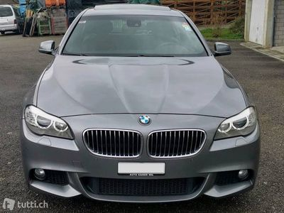gebraucht BMW 525 d xDrive Steptronic (Limousine)