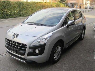 gebraucht Peugeot 3008 1.6 VTi 156 Allure