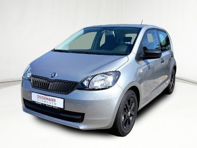 gebraucht Skoda Citigo COOL EDITION 1 0 MPI 5-TÜRER CITY-SAFE-D