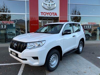 gebraucht Toyota Land Cruiser 2.8TD Active