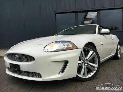 gebraucht Jaguar XK R 5.0 V8 SC Automatic