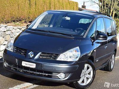 gebraucht Renault Espace 2.0 Turbo Dynamique, 7-Plätzer, AHK, MFK