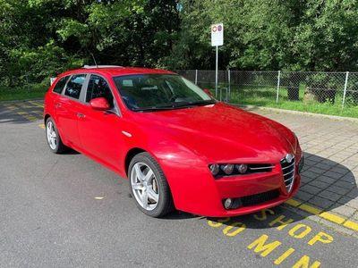 gebraucht Alfa Romeo Crosswagon 159 Sportwagon 2.4 JTDDistinctive