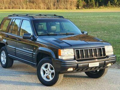 gebraucht Jeep Grand Cherokee Grand Cherokee 5.9 Limited LX Automatic5.9 Limited LX Automatic