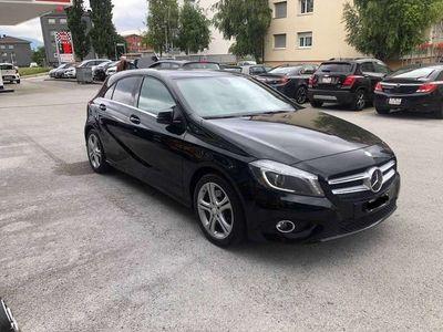 gebraucht Mercedes A250 4Matic 7G-DCT