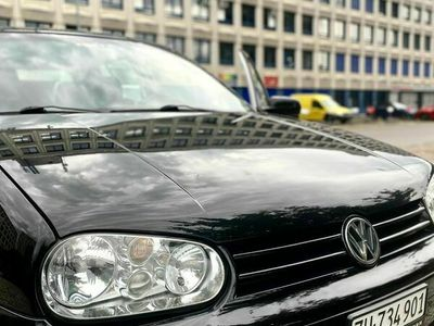 gebraucht VW Golf IV 1.8 20V Turbo 150 GTI
