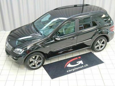 gebraucht Mercedes ML500 M-KlasseV8 Grand Edition 4Matic
