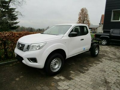 gebraucht Nissan King NavaraCab Visia 2.3 dCi 4WD