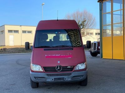 gebraucht Mercedes Sprinter 211 CDI