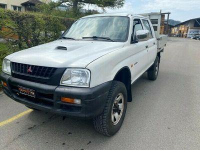 gebraucht Mitsubishi L 200 GL 2.5TDi
