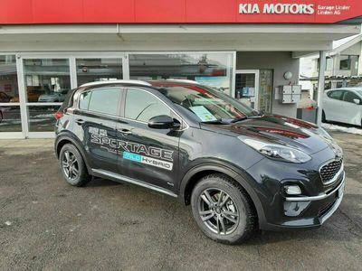 gebraucht Kia Sportage 1.6CRDi Mild Hybrid Power 2020 4WD Automat