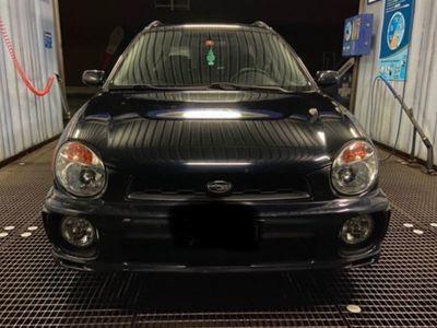 gebraucht Subaru Impreza Impreza Zu Verkaufen2.0 4WD