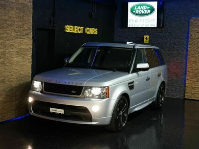 gebraucht Land Rover Range Rover Sport  5.0 V8 SC Automatic
